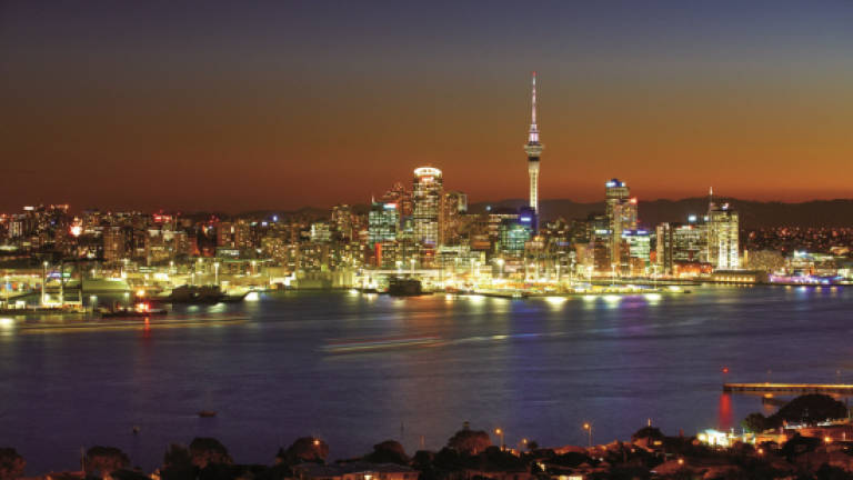 New Zealand ... A haven for thrills
