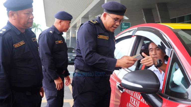E-hailing drivers barred from waiting at airport for passengers: RTD