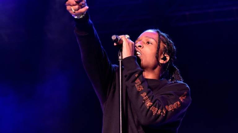 Sweden's top court turns down detained US rapper ASAP Rocky's appeal