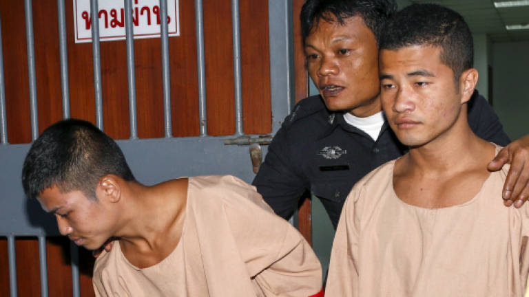 Death penalty for Myanmar men who murdered British tourists