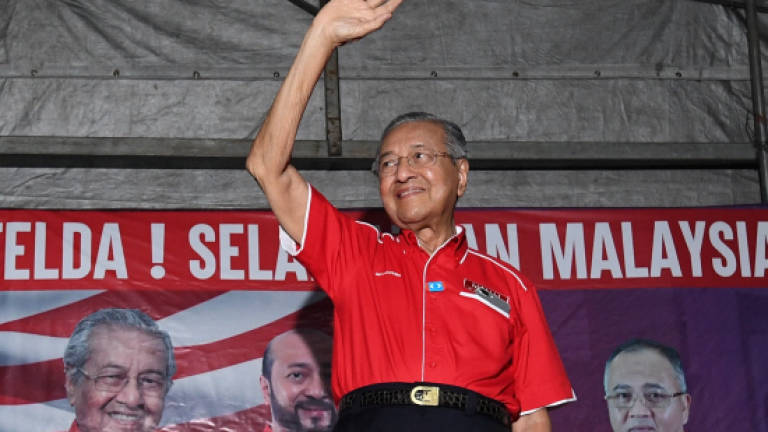 Mahathir distances himself from the 'The Loaf' following closure