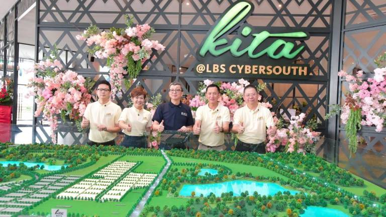 LBS unveils Kita @ Cybersouth