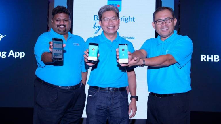 RHB launches new mobile banking app
