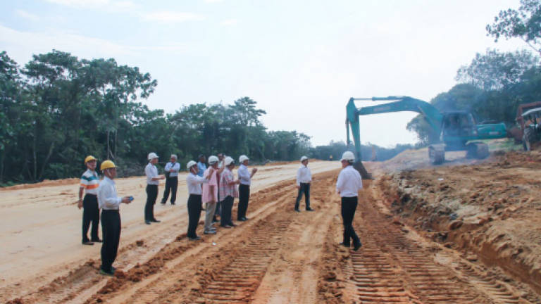 Work starts on RM1.2 billion Qi City