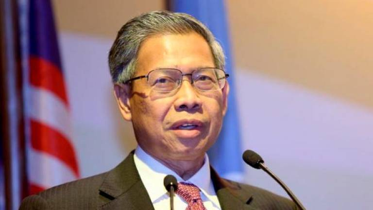 Engagement sessions on 12th Malaysia Plan still ongoing - Mustapa Mohamed