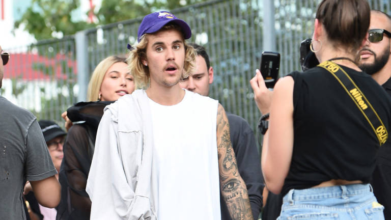 Justin Bieber says Tom Cruise fight challenge was all a joke