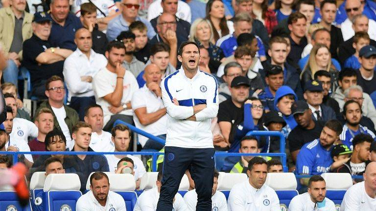Lampard urges tired Chelsea to show more personality