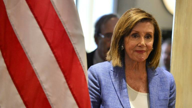 Pelosi vows to thwart US-UK trade deal if Brexit risks Irish peace
