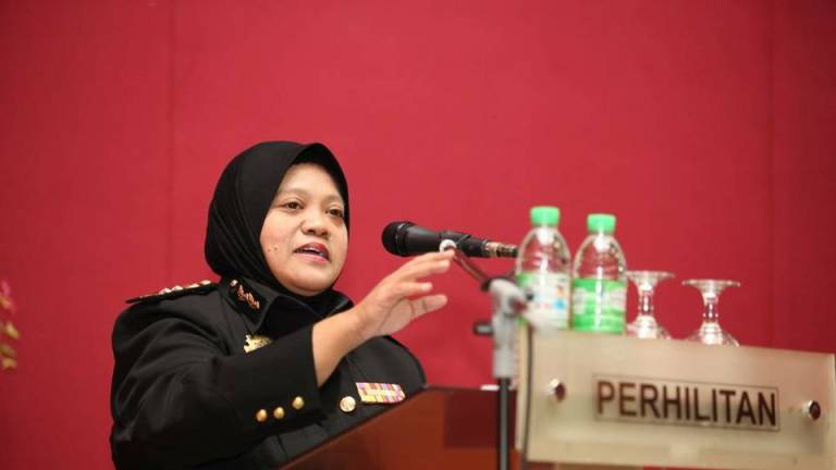 Junipah is new MACC Deputy Chief Commissioner for management and professionalism