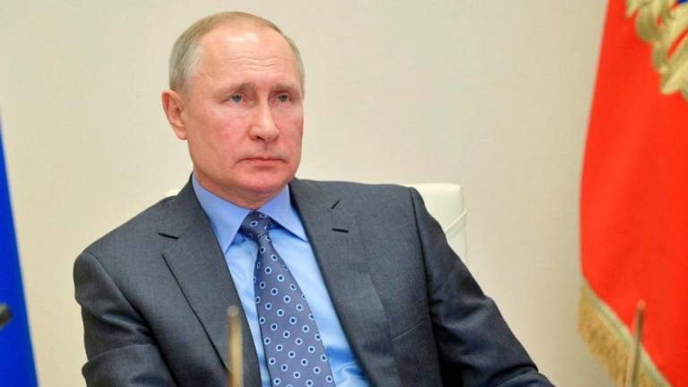Putin says Belarus facing 'unprecedented external pressure'