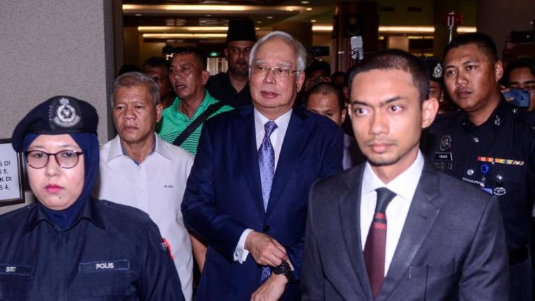 Is Tommy Ready For Prime Time Not At >> Prosecution Will Prove Najib Is A Crook Tommy Thomas