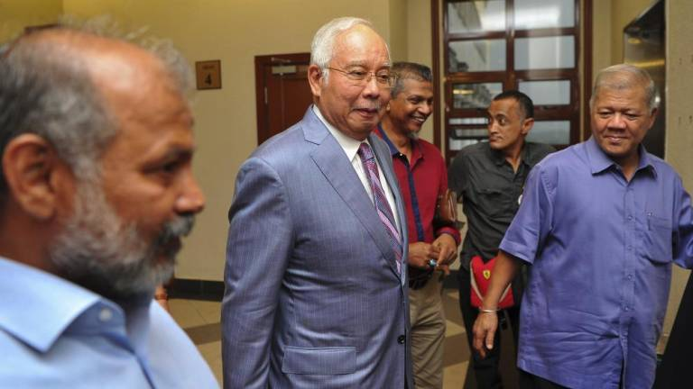 Police to call Najib over FB posting against Nga