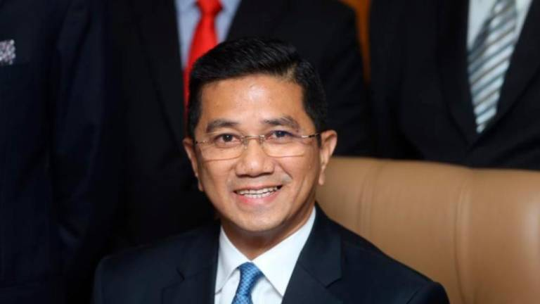 10 Gombak voters file suit against Azmin