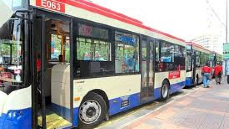 Rapid Bus goes cashless on Ampang corridor today