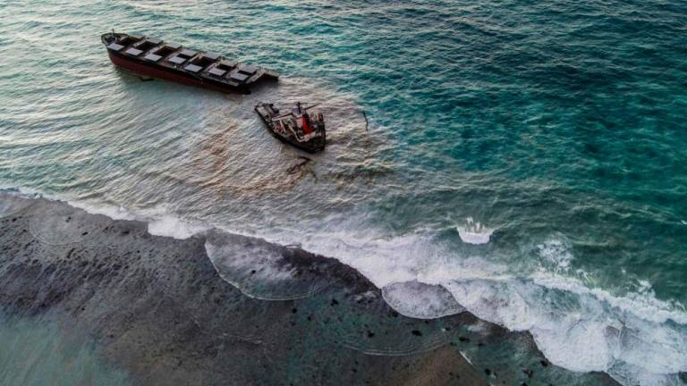 India sends team to Mauritius to assist in oil spill