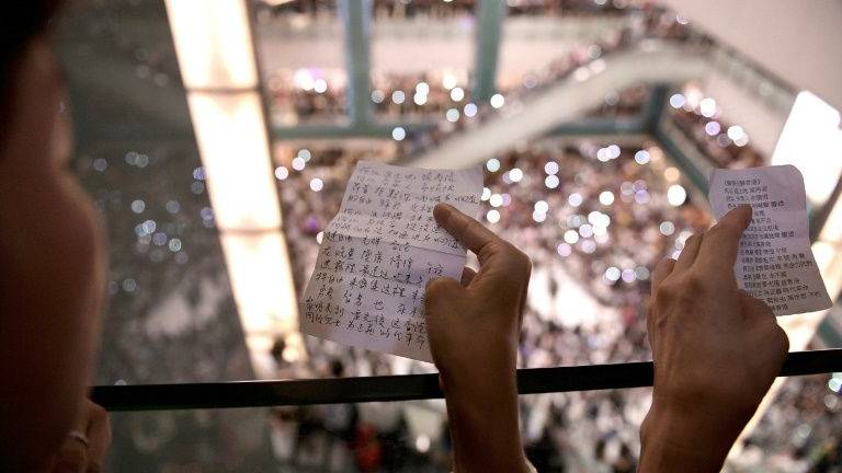 'Glory to Hong Kong': The new anthem embraced by protesters