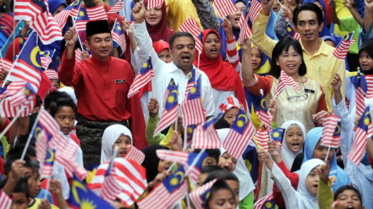 Multiracial Society Symbol Of Malaysia S Strength Maicci President