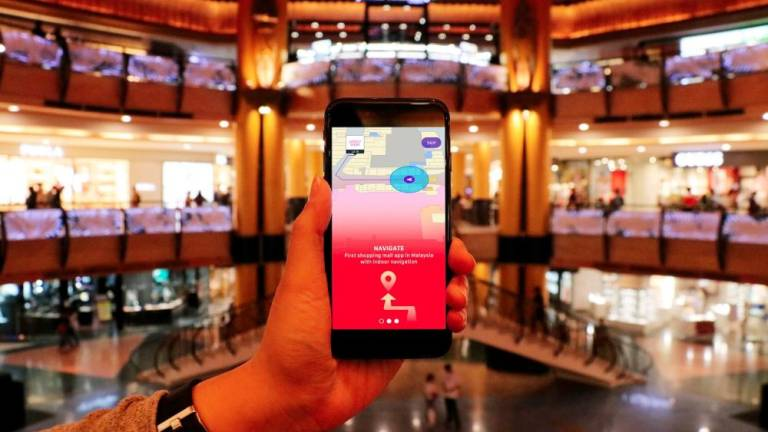 Sunway Pyramid launches navigation app