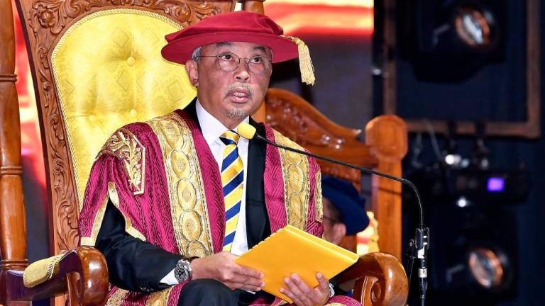 Agong: Pay attention to limited employment opportunities for university graduates