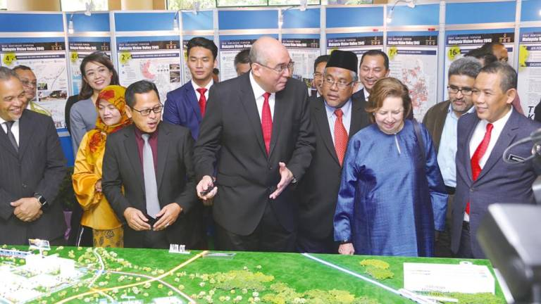 Malaysia Vision Valley 2.0 officially launched, nine years on
