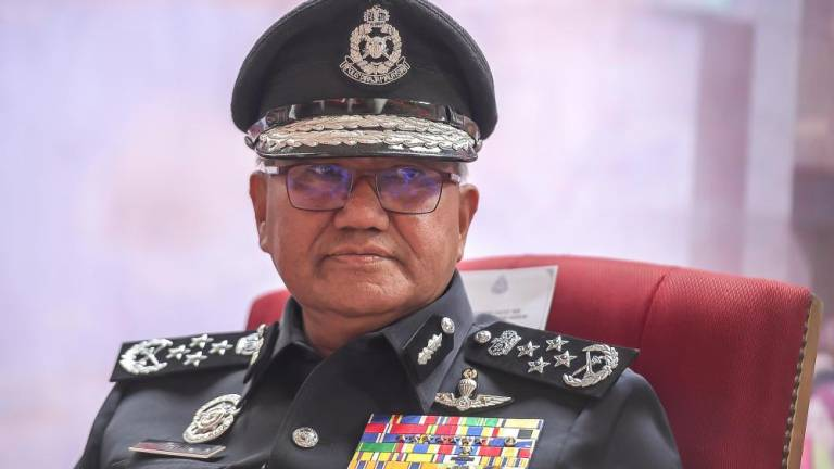 IGP, deputy, two more senior officers to retire this year