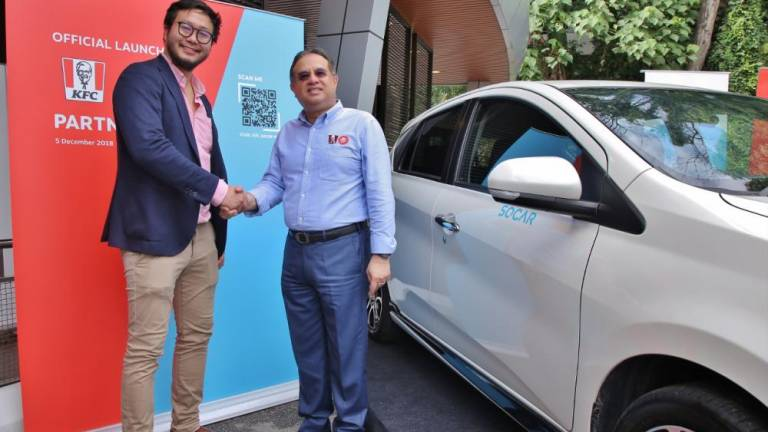 SOCAR teams up with KFC