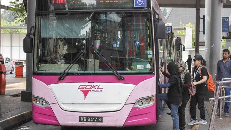 Rapid Bus to operate all Go KL free bus routes