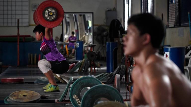 Drug-hit hosts Thailand fail to lift ban for weightlifting worlds