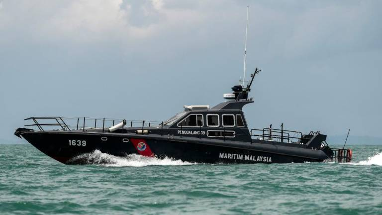 Raising security forces' preparedness to prevent intrusion of Sabah waters