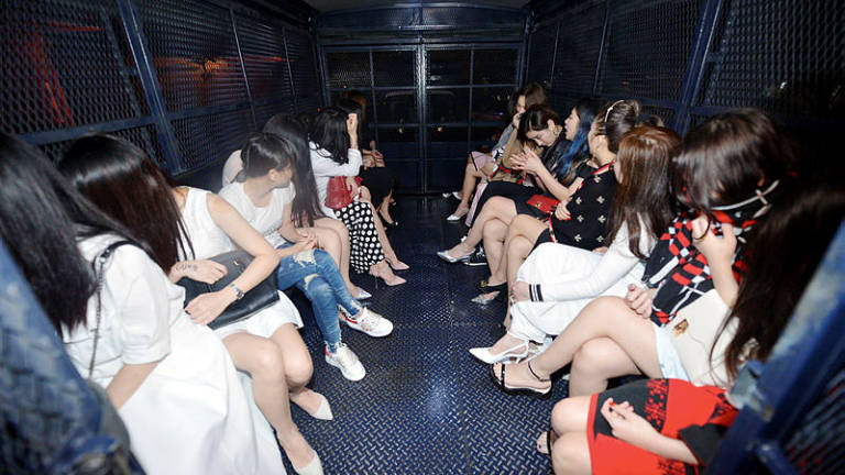 26 sex workers detained in Malacca