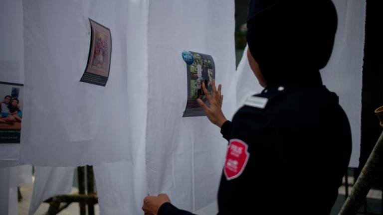 Debris from MH370 on display for public viewing