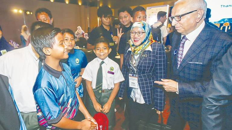 Promoting STEM among students