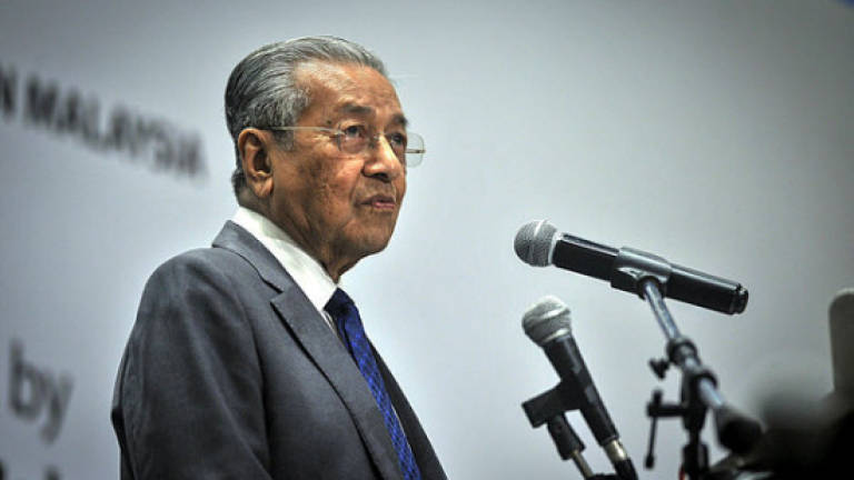 Mahathir's offer to Zahid can achieve two goals