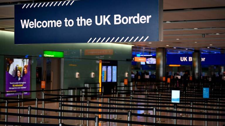 UK to introduce '14-day quarantine' for international arrivals