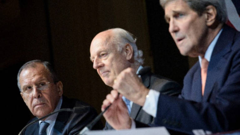 US brings ambitious Syria peace plan to UN