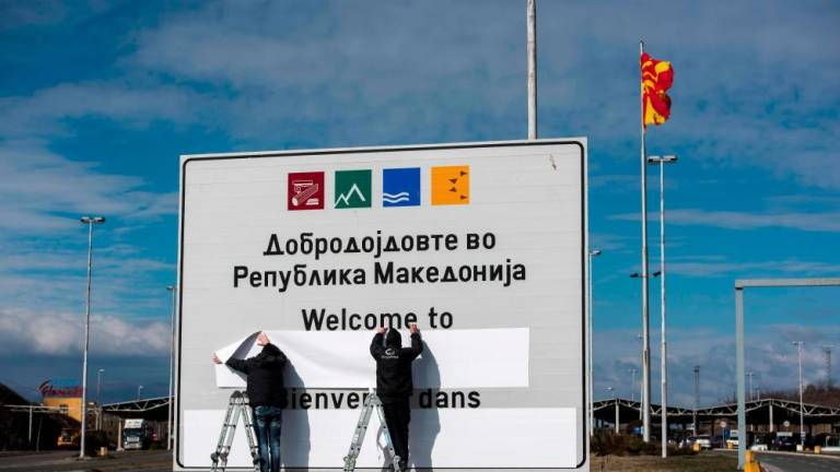 UN notified of name change to North Macedonia