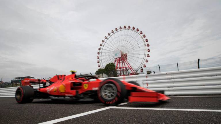 Suzuka on typhoon lockdown as F1 bosses hope Japan GP can go ahead