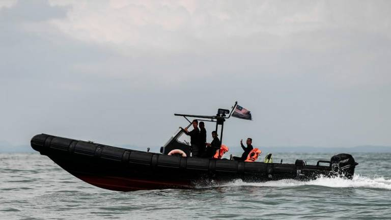 Thai crew member feared drowned after falling into sea