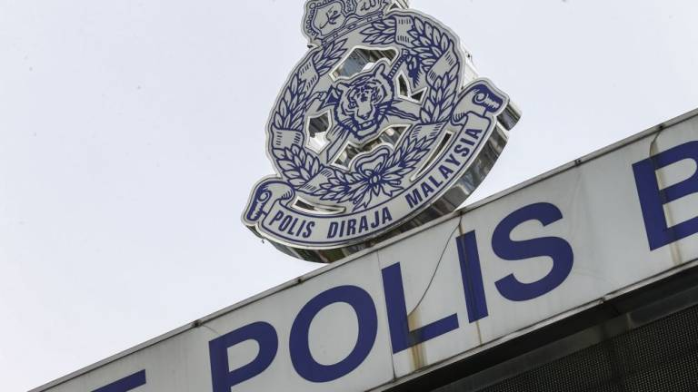 Police receive report on individual posing as Perak EXCO