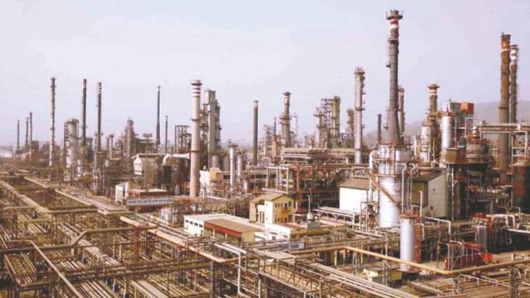 All oil refineries india