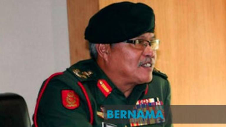 Army says ready to help put out haze-causing Sri Aman fires