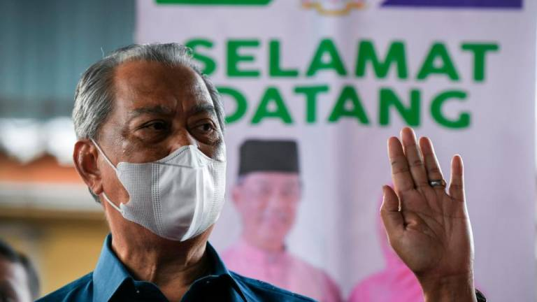 Govt mulls extending WFH facility with full pay to look after sick family members -Muhyiddin