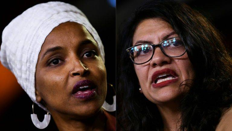 Israel bars visit by two US congresswomen after Trump call