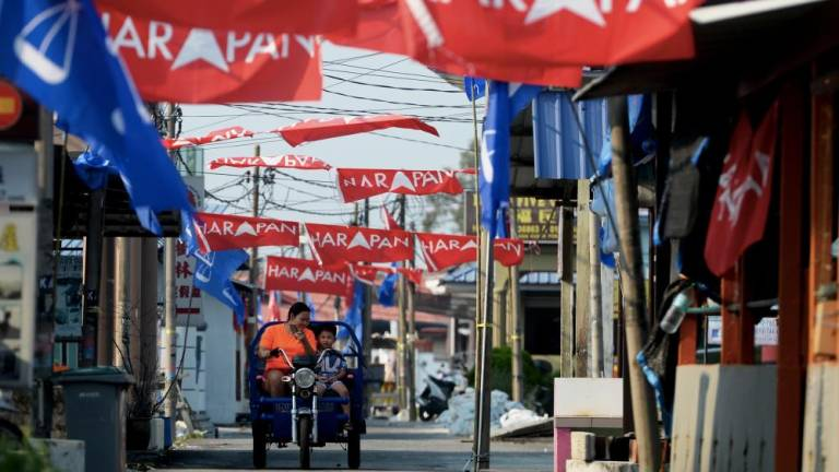 Tg Piai: Candidates sprinting to finish line with less than 48 hours to polls