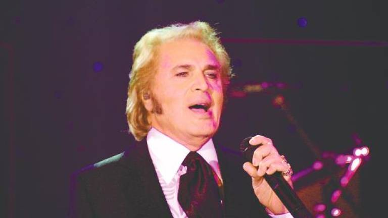 Catch Humperdinck in Genting