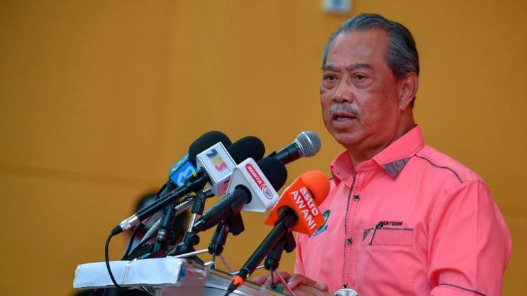Muhyiddin says he needs to leave CMCO area to discharge his duty (Updated)