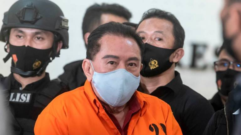 Indonesian fugitive wanted for corruption, nabbed in Malaysia