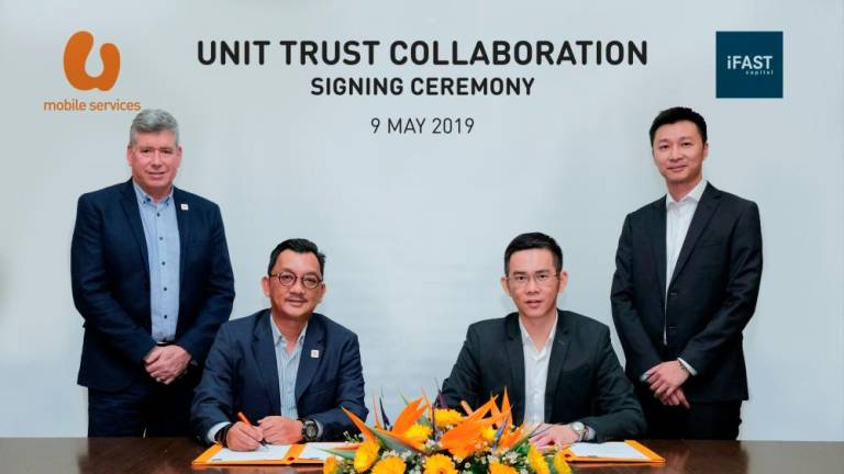 U Mobile becomes first telco in Malaysia to offer unit trust