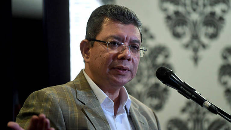 No agreement on Dr Mahathir as PM for only two years: Saifuddin