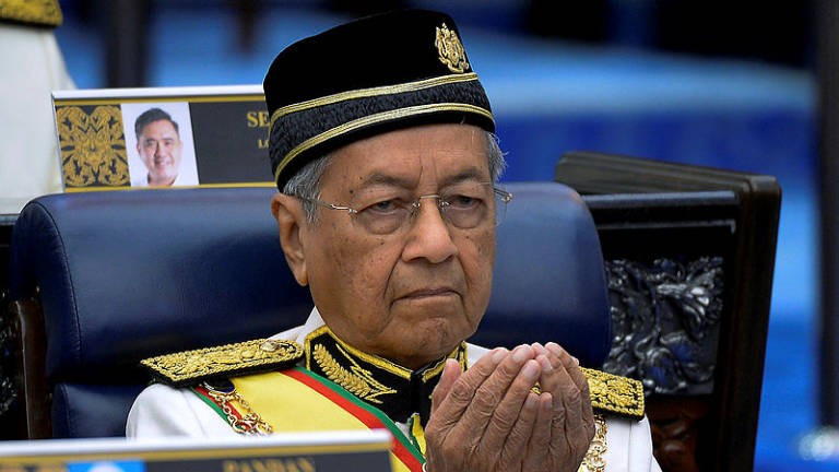 We take care of Malays too but don't boast about it, says Tun M